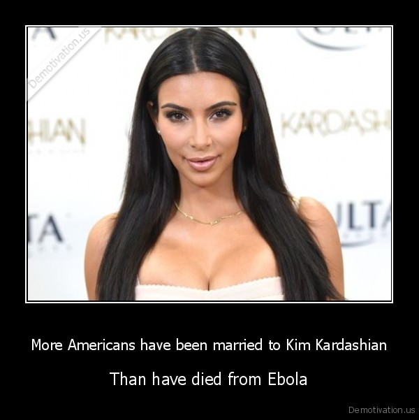 More Americans have been married to Kim Kardashian