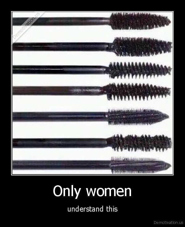 Only women