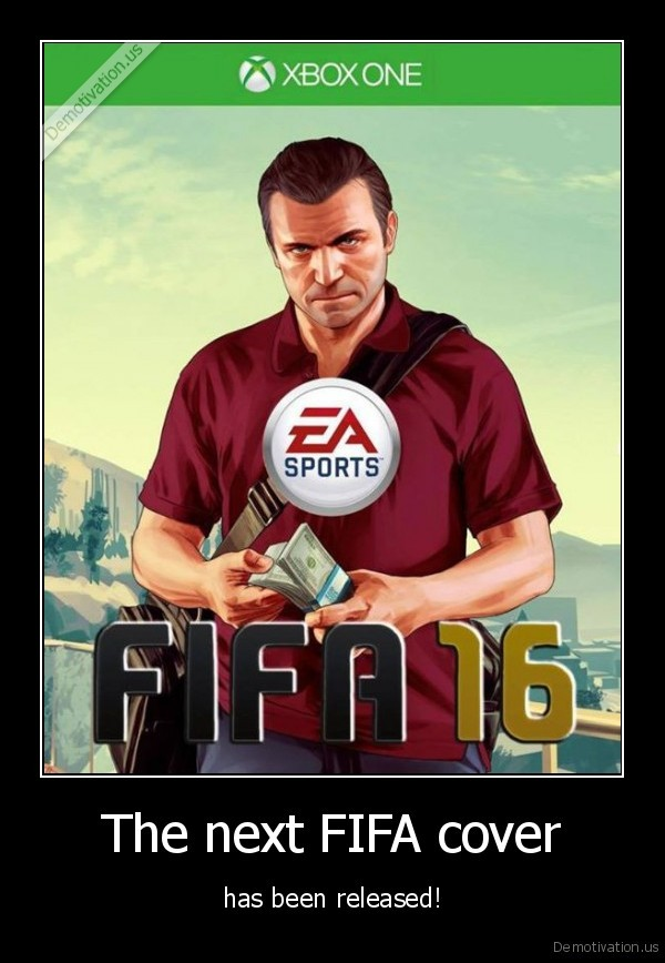 The next FIFA cover
