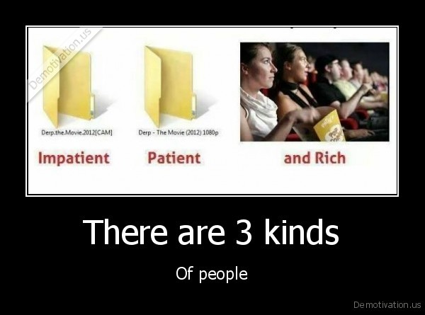There are 3 kinds