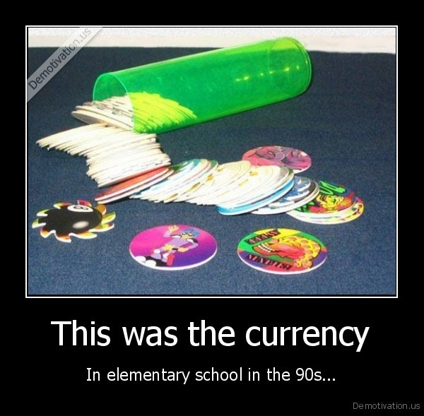This was the currency