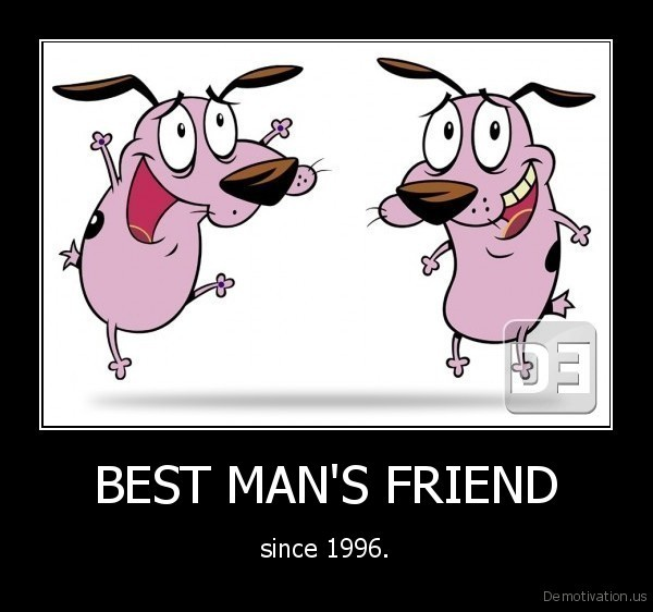 BEST MAN'S FRIEND
