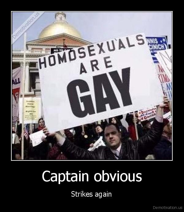 captain obvious demotivation us