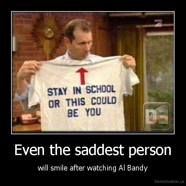 Even the saddest person