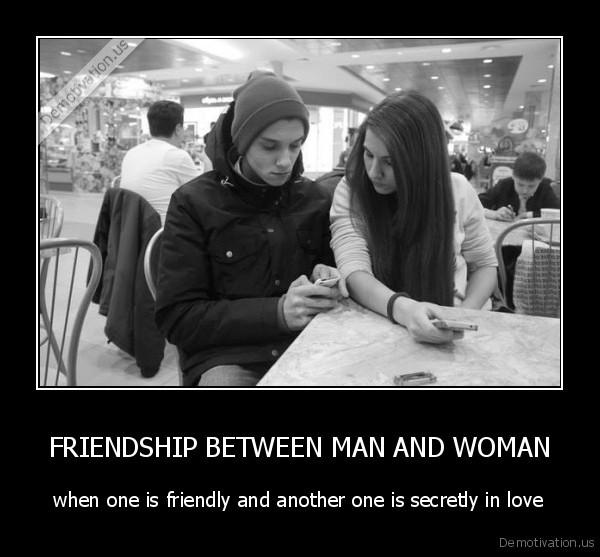 amicizia uomo donna, esiste ?
