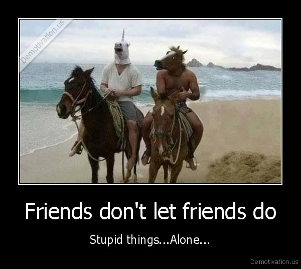friends,alone