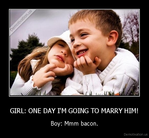 Marry that girl