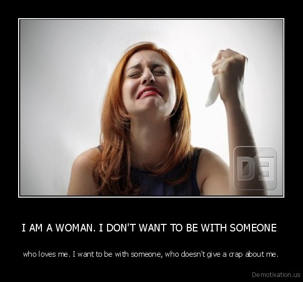 I Want What I Want To Be A Woman