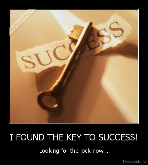 key, to, success, lock