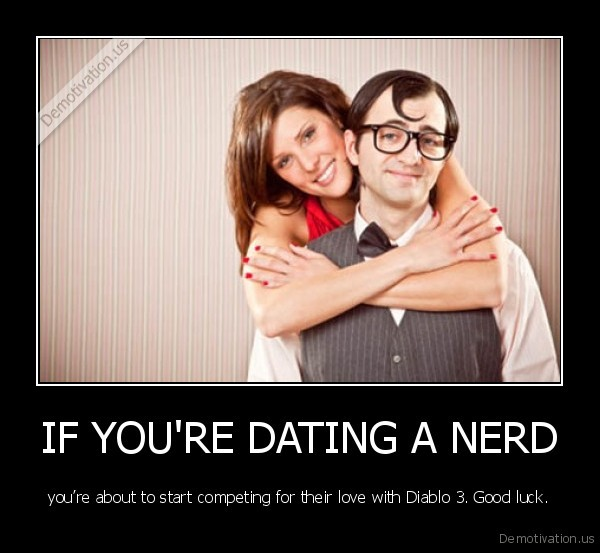 you know you re dating a nerd when