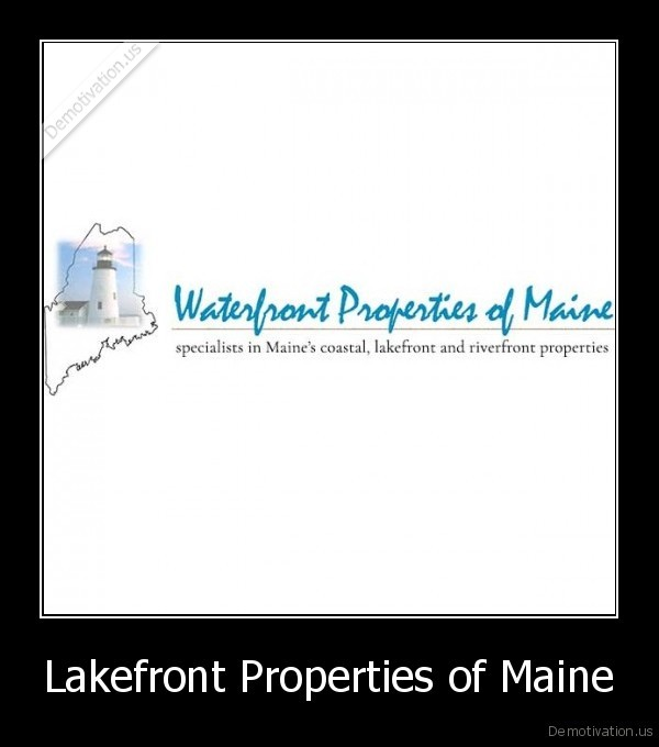 Lakefront Properties of Maine