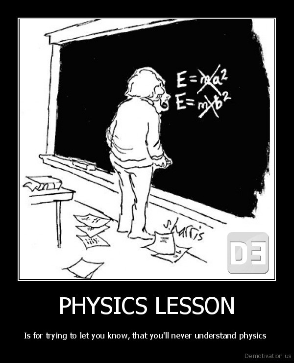 PHYSICS LESSON