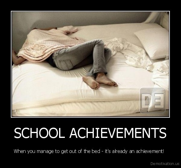 SCHOOL ACHIEVEMENTS
