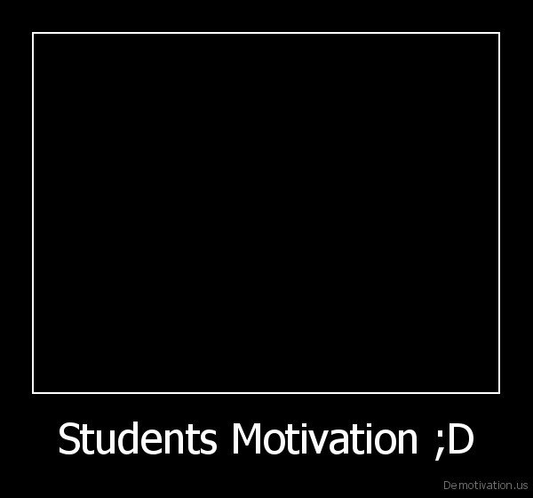 Dissertation students motivation
