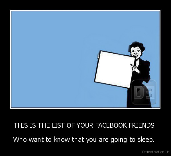 THIS IS THE LIST OF YOUR FACEBOOK FRIENDS