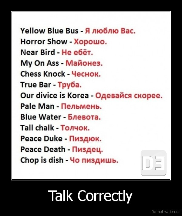 english,russian,talk,correct, talk
