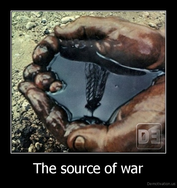 The source of war