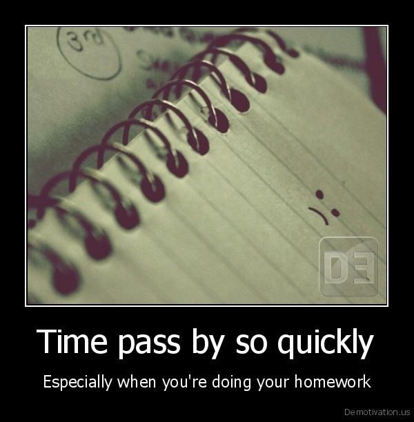 Motivation for homework..?