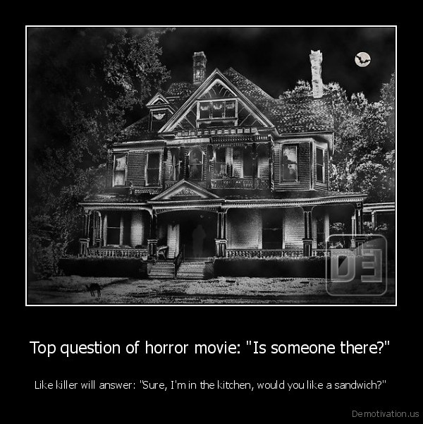 top question of horror movie is someone there - The Kitchen House Movie