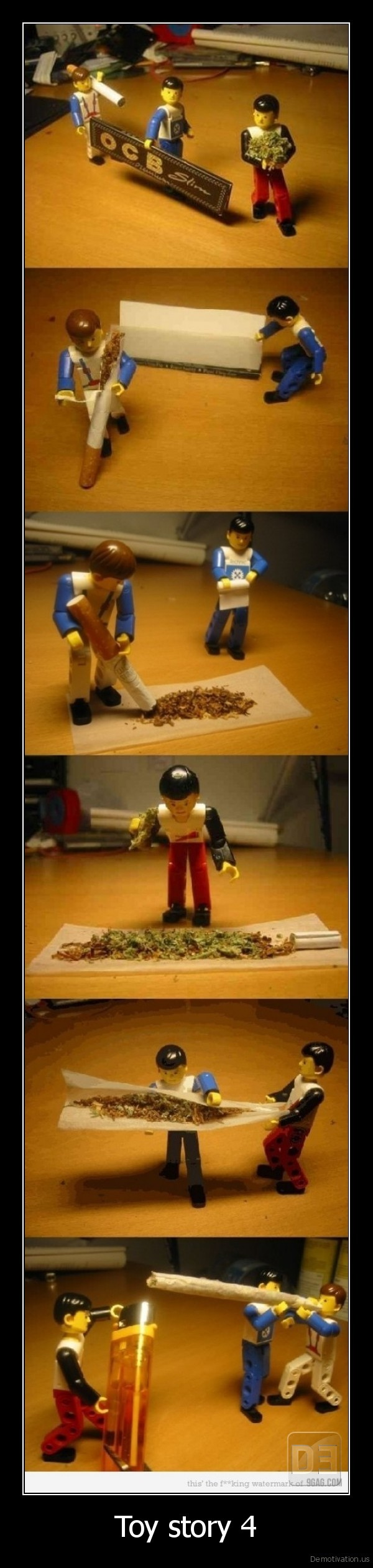 Toy story 4 -