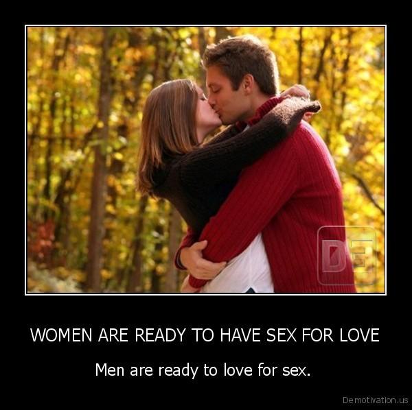 Секс и любовь для женщин