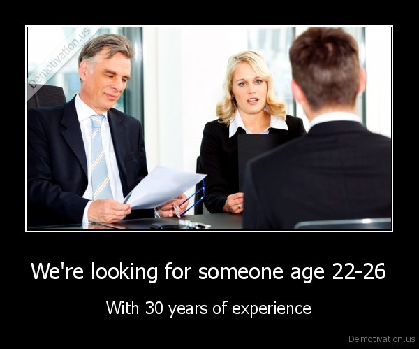 experience,job, interview