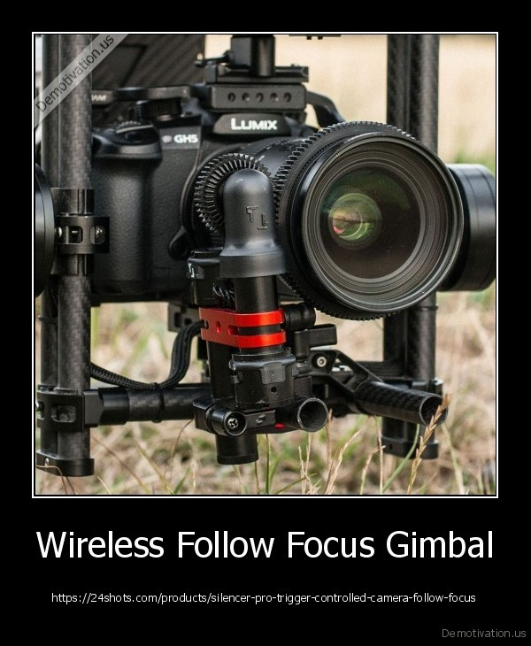 wireless, follow, focus, gimbal,trigger, controlled, follow, focus