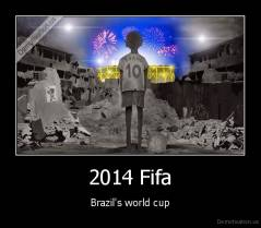 2014 Fifa - Brazil's world cup