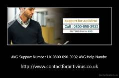 AVG Support Number UK 0800-090-3932 AVG Help Numbe - http://www.contactforantivirus.co.uk