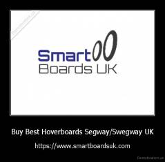 Buy Best Hoverboards Segway/Swegway UK - https://www.smartboardsuk.com
