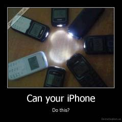 Can your iPhone - Do this?