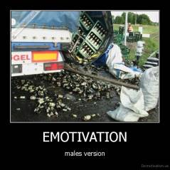 EMOTIVATION - males version