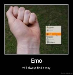 Emo - Will always find a way