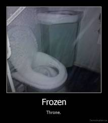 Frozen - Throne.