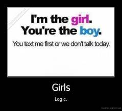 Girls - Logic.