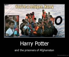 Harry Potter - and the prisoners of Afghanistan