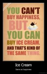 Ice Cream - Same as happiness