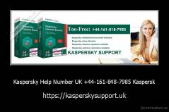Kaspersky Help Number UK +44-161-848-7985 Kaspersk - https://kasperskysupport.uk
