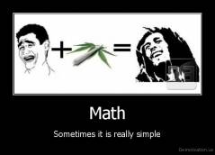 Math - Sometimes it is really simple