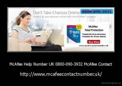 McAfee Help Number UK 0800-090-3932 McAfee Contact - http://www.mcafeecontactnumber.uk/
