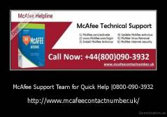 McAfee Support Team for Quick Help |0800-090-3932 - http://www.mcafeecontactnumber.uk/