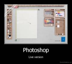 Photoshop - Live version