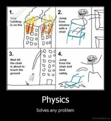 Physics - Solves any problem