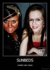 SUNBEDS - create new races