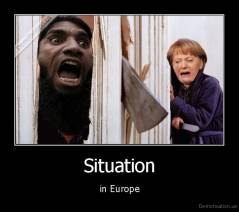 Situation - in Europe