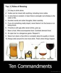 Ten Commandments -
