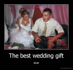 The best wedding gift demotivation junglespirit Image collections
