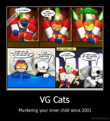 VG Cats - Murdering your inner child since 2001