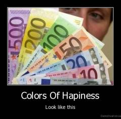 Colors Of Hapiness - Look like this
