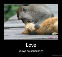 Love - knows no boundaries